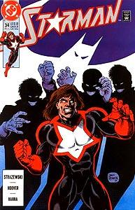 Starman, Vol. 1, #34. Image © DC Comics