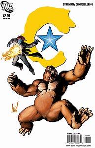 Starman Congorilla, Vol. 1, #1. Image © DC Comics