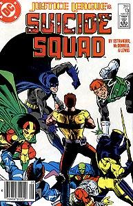 Suicide Squad, Vol. 1, #13. Image © DC Comics