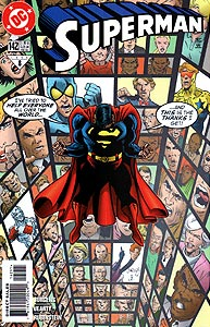 Superman 142.  Image Copyright DC Comics