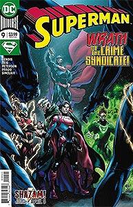 Superman, Vol. 5, #9. Image © DC Comics
