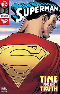 Superman, Vol. 5, #17. Image © DC Comics