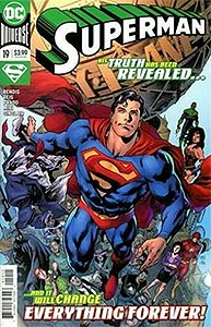 Superman, Vol. 5, #19. Image © DC Comics