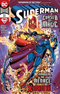Superman, Vol. 5, #23. Image © DC Comics