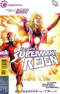 Tangent: Superman's Reign, Vol. 1, #1. Image © DC Comics