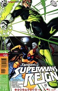 Tangent: Superman's Reign, Vol. 1, #5. Image © DC Comics
