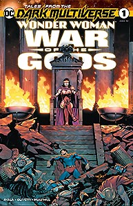 Tales from the Dark Multiverse: Wonder Woman: War of the Gods, Vol. 1, #1. Image © DC Comics