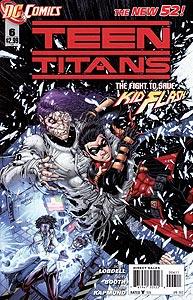 Teen Titans, Vol. 4, #6. Image © DC Comics
