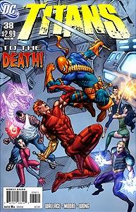 Titans, Vol. 2, #38. Image © DC Comics