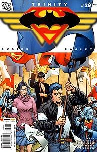 Trinity, Vol. 1, #29. Image © DC Comics