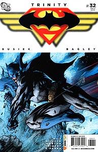 Trinity, Vol. 1, #32. Image © DC Comics