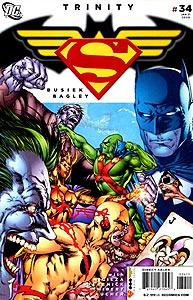 Trinity, Vol. 1, #34. Image © DC Comics