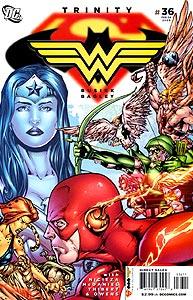 Trinity, Vol. 1, #36. Image © DC Comics