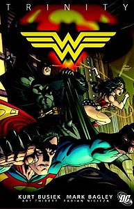 Trinity Volume 3 1.  Image Copyright DC Comics