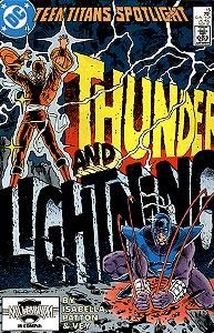 Teen Titans Spotlight, Vol. 1, #16. Image © DC Comics
