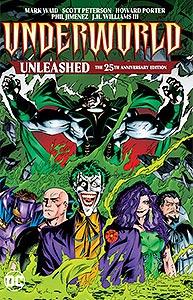 Underworld Unleashed: The 25th Anniversary Edition, Vol. 1, #1. Image © DC Comics