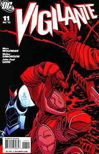 Vigilante, Vol. 3, #11. Image © DC Comics