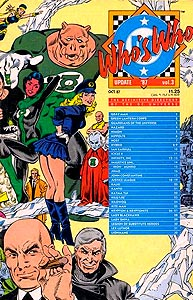 Who's Who Update '87, Vol. 1, #3. Image © DC Comics