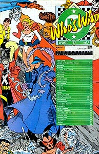 Who's Who Update '87, Vol. 1, #4. Image © DC Comics