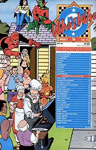 Who's Who Update '88, Vol. 1, #4. Image © DC Comics