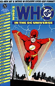 Who's Who in the DC Universe, Vol. 1, #2. Image © DC Comics