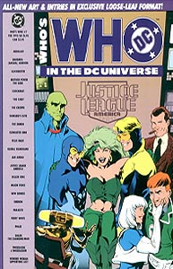 Who's Who in the DC Universe, Vol. 1, #7. Image © DC Comics