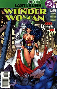 Wonder Woman, Vol. 2, #175. Image © DC Comics