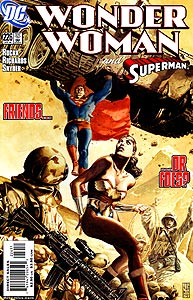 Wonder Woman 226.  Image Copyright DC Comics