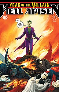 Year of the Villain: Hell Arisen, Vol. 1, #3. Image © DC Comics