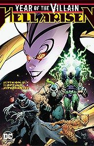 Year of the Villain: Hell Arisen, Vol. 1, #1. Image © DC Comics