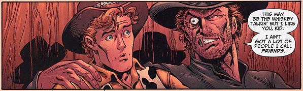 Booster Gold, Vol. 2, #3, Copyright DC Comics