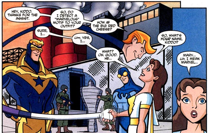 © DC Comics