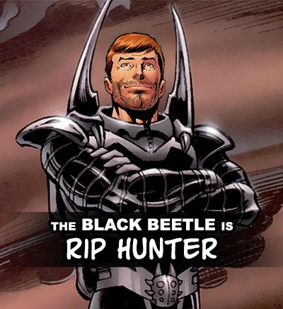 The Black Beetle is a Rip Hunter