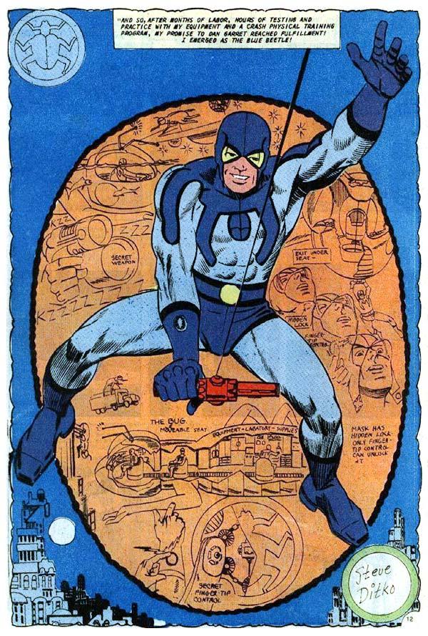 © Charlton Comics