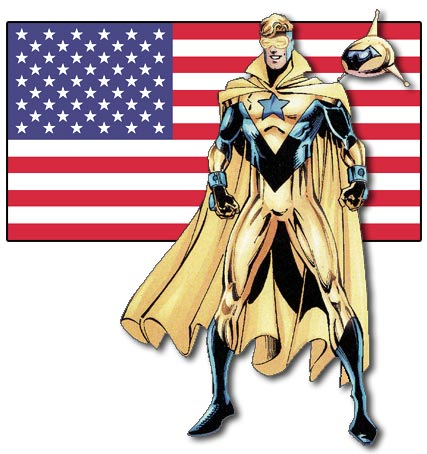 Gold Bless America