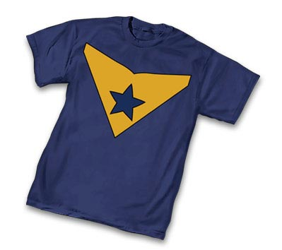 BOOSTER GOLD SYMBOL t-shirt from Graphitti Designs