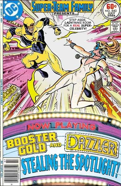 Super-Team Family Presents #840