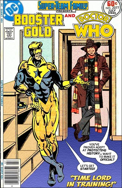 Super-Team Family Presents #2077
