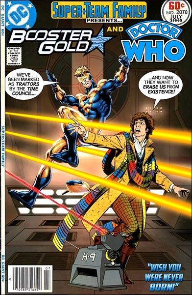 Super-Team Family Presents #2078