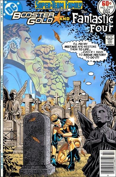 Super-Team Family Presents #2187