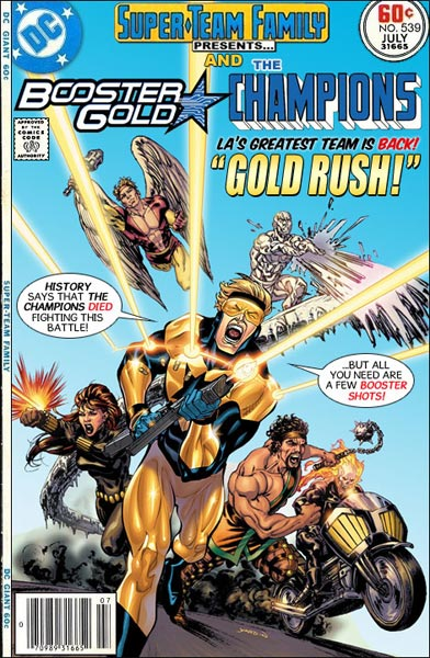Super-Team Family Presents #539