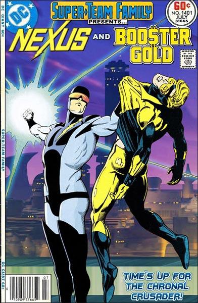 Super-Team Family Presents #1401
