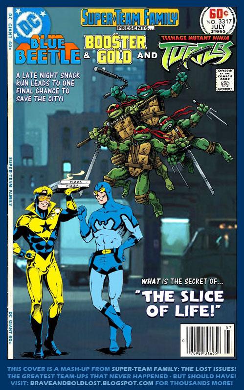 Super-Team Family Presents #3317