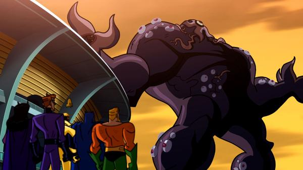 Batman: The Brave and the Bold, The Siege of Starro!: Part 2