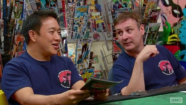 Comic Book Men on AMC