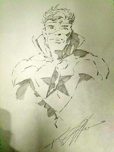 Booster Gold by Keith Giffen