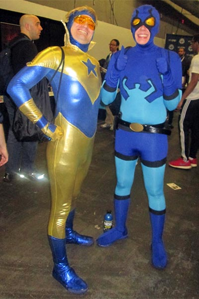 Blue and Gold cosplay at Special Edition 2015 by Kronos2501 on DeviantArt