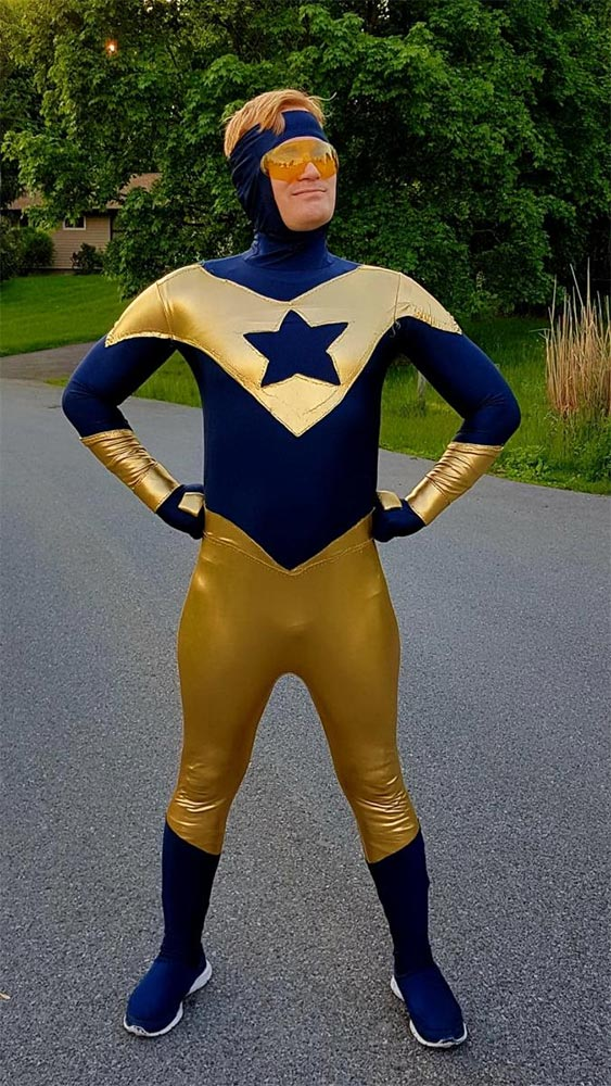 BoosterGoldNY as Booster Gold