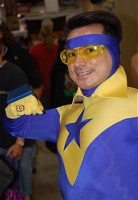 Booster Gold photo by Earthdog