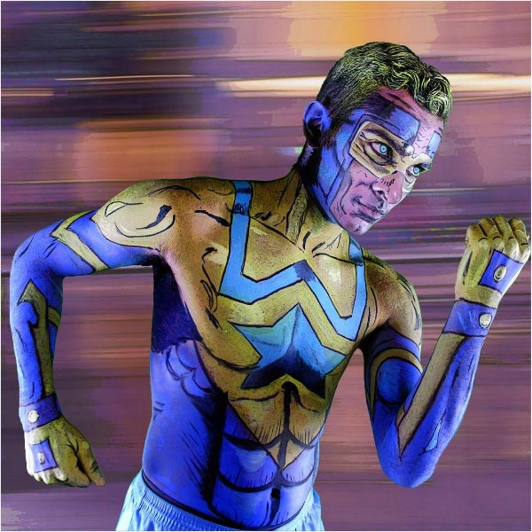 Booster Gold by Luke Effects